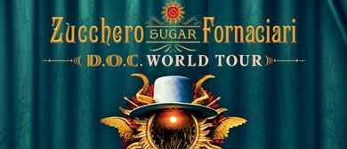 Zucchero – D.O.C. World Tour: POSTPONED