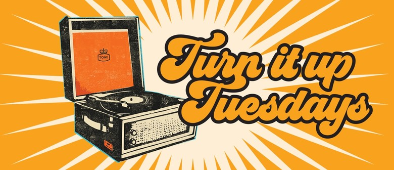 Turn It Up Tuesdays at Brunswick Picture House