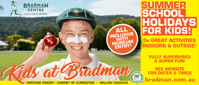 Kids At Bradman – School Holidays Activities