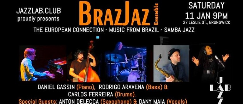 BrazJaz Ensemble