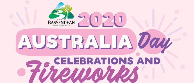 2020 Australia Day Celebrations and Fireworks