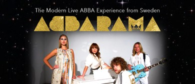 ABBARAMA – The Modern ABBA Tribute