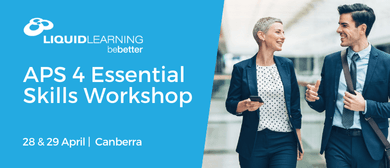 APS 4 Essential Skills Workshop