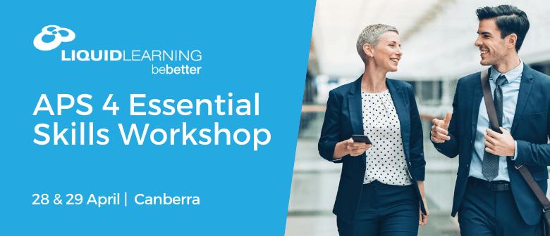 APS 4 Essential Skills Workshop