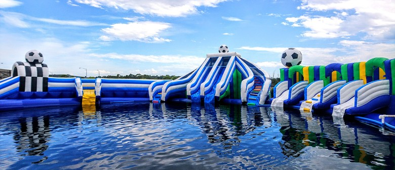 Inflatable Fun Park