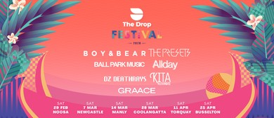 The Drop Festival: CANCELLED