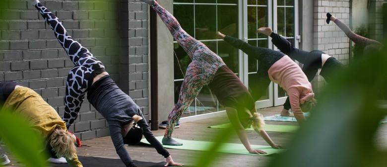 Yoga Class – Wednesdays