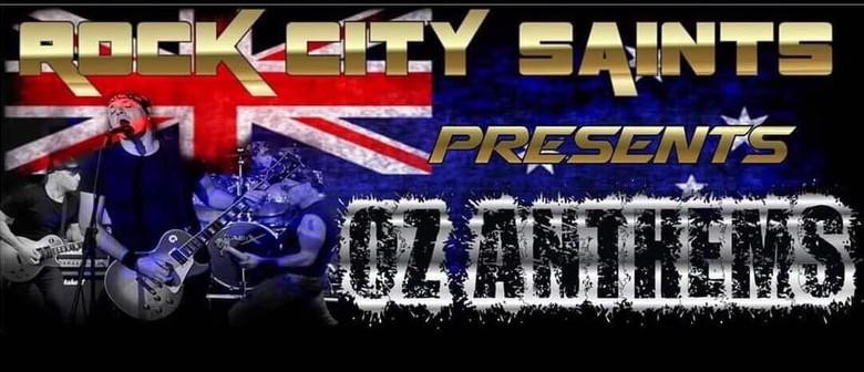 Rock City Saints – Oz Anthems