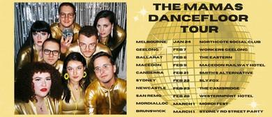 The Mamas – Dancefloor Tour