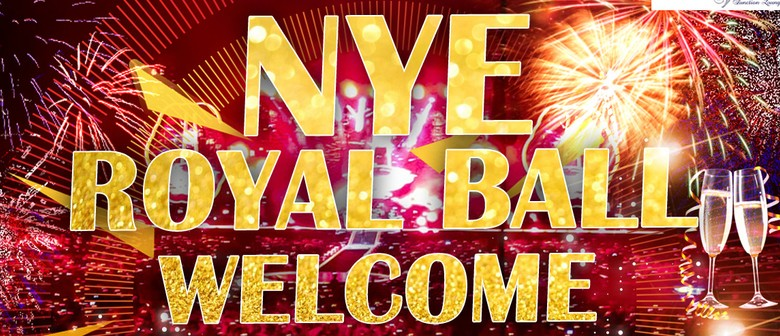 New Year Eve Royal Ball – Welcome 2020