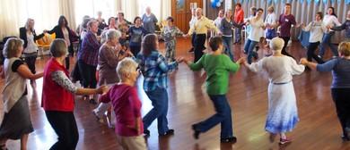 Beginners World Dance Class