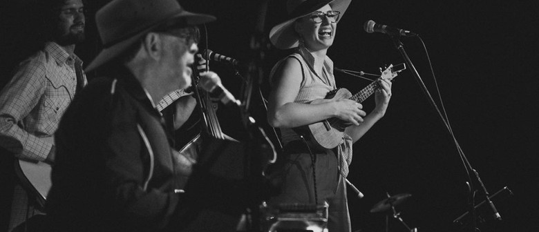 Lucky Oceans and Jessie Gordon: The Western Swing Hour