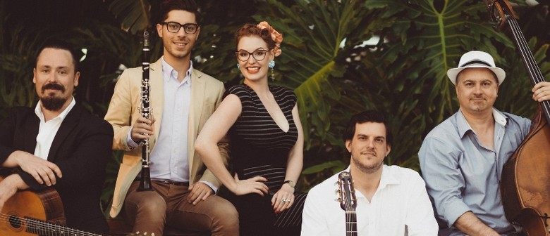 Sassafras: An Evening of Gypsy Swing