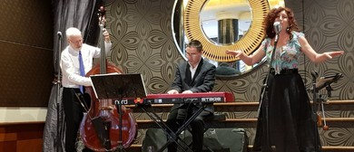Jazz In Cheek Trio – Valentine's Day Happy Hour