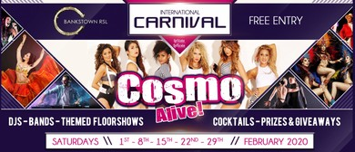 International Carnival – Cosmo Alive