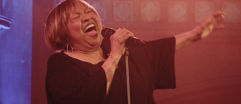 Mavis Staples supported by Emily Wurramarra