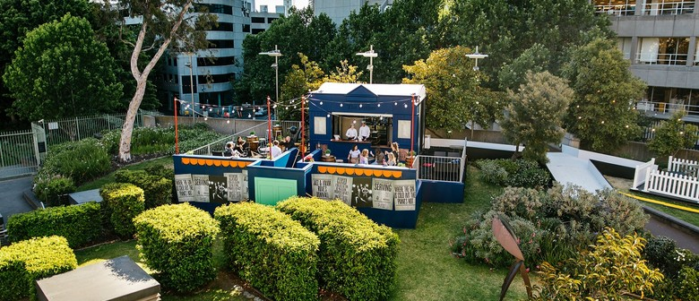 Asia TOPA Festival Barre