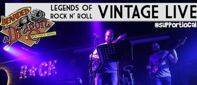 Vintage Live – Sunday Sesh