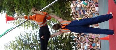 Seriously Circus – Acro Balance, Stilts/Unicycle & Juggling