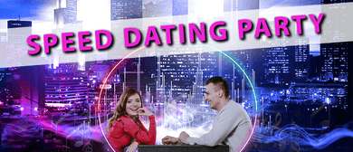 Speed Dating Singles Party Ages 20–33