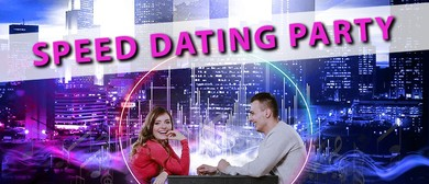 Speed Dating Singles Party Ages 30–45