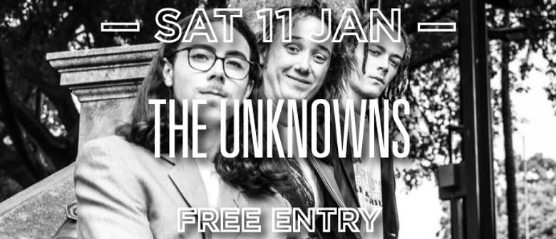 The Unknowns, Zebra Finch plus Milo Hunter