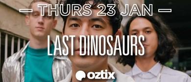 Last Dinosaurs