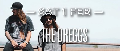The Dreggs – Postcards Tour