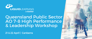 QLD Public Sector AO 7–8 High Performance & Leadership