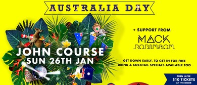 Australia Day ft. John Course & Mack Robins
