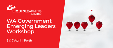 WA Government Emerging Leaders Workshop