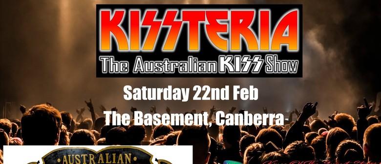 Kiss, Motley Crue, Poison Tributes – Glamberra Rocks