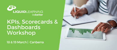 KPIs, Scorecards & Dashboards Workshop