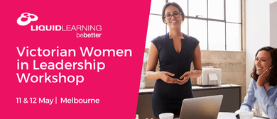 Victorian Women In Leadership Workshop