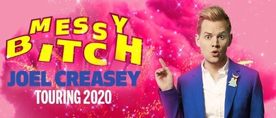 Joel Creasey – Messy Bitch – Melbourne Comedy Festival: POSTPONED