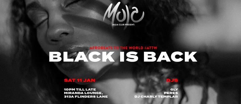 Moja Club – Black Is Back