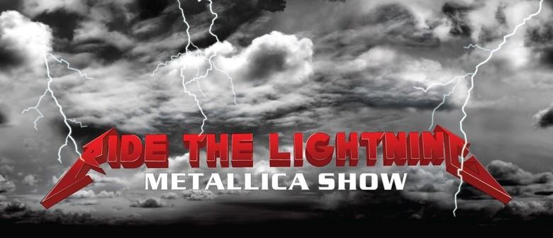 Ride the Lightning – Metallica Tribute Show