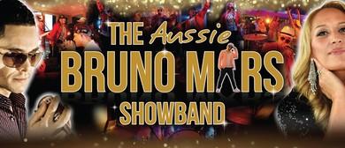Aussie Bruno Mars Show