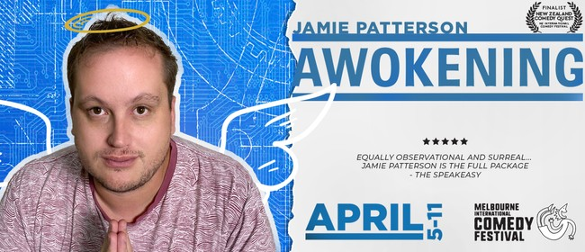 Image for Awokening | Jamie Patterson: CANCELLED