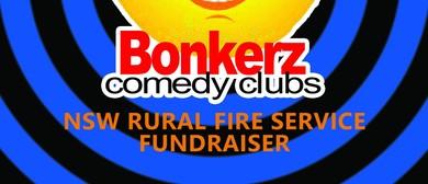 BonkerZ Rural Fire Service Comedy Fundraiser