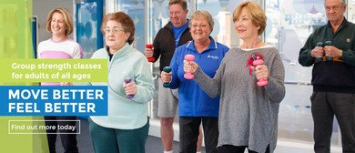 The Joint Movement – Arthritis Exercise