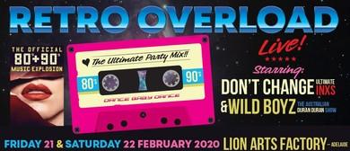 Retro Overload – Live!