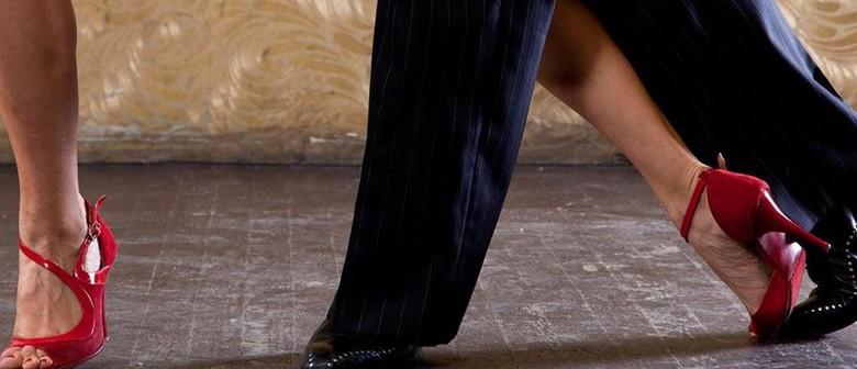 Community Dance Class – Tango