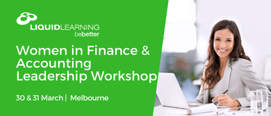 Women in Finance & Accounting Leadership Workshop