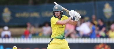 Melbourne T20 Intl – England v Australia