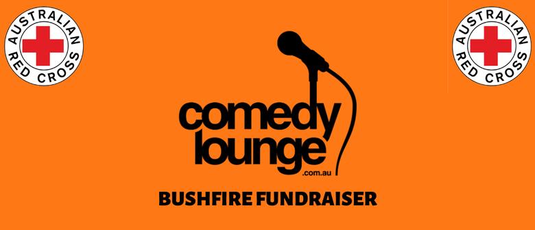 Bushfire Fundraiser @ Comedy Lounge