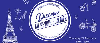 Au Revoir Summer