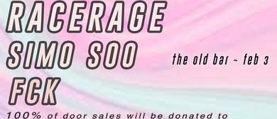 Yes Rave x Mundane Mondays Fundraiser