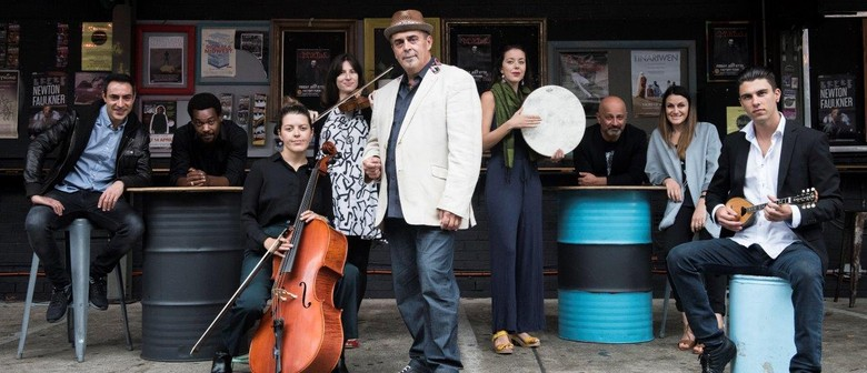 George Doukas & the D-Strings