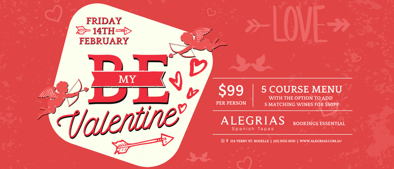 5-Course Valentine's Day Dinner Degustation